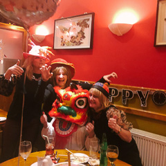 Lings On Kings Chinese Restaurant Southport - Dragon 2